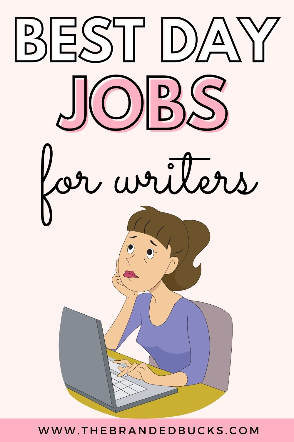 best day jobs for writers