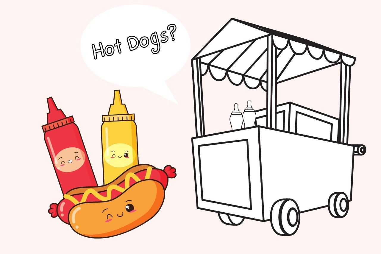 How To Start A Hot Dog Cart Business In 2021 [Step By Step]