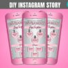 giveaway instagram story template