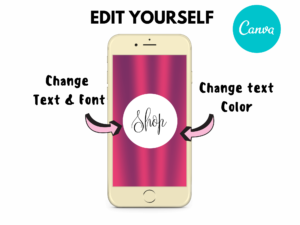 DIY Red Plated Instagram Story...
