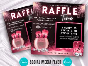 Red Raffle Giveaway Instagram ...