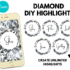 diamond highlights instagram