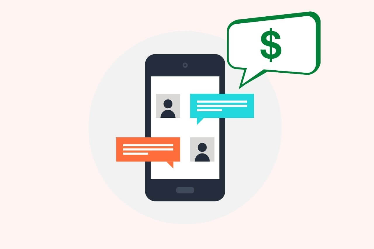 10 Best Ways To Get Paid To Text | Make Money Texting