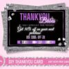 thank you card for customer
